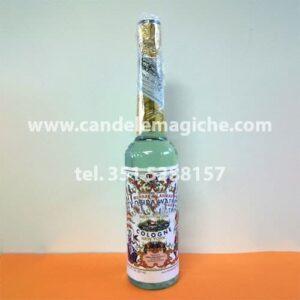 bottiglietta di acqua di florida