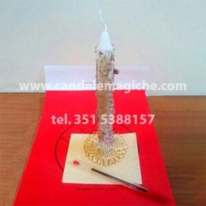 candela esoteriche delle streghe