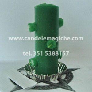 candela brasiliana sette fiamme verde per richieste d'amore