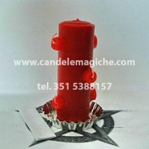 candela brasiliana rossa 7 fiamme per legami sessuali