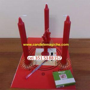 set di candele per legamento sblocco sessuale