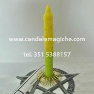candela gialla brasiliana del commercio