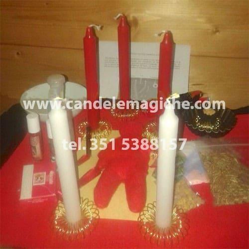kit accessori per effettuare il rito voodoo delle bambole di pezza