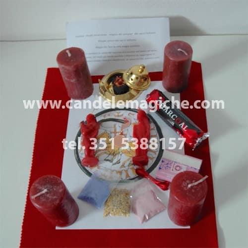 kit accessori per il rituale del templare sacro hohams