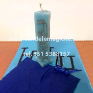candela azzurra dell'arcangelo bethor per rituale