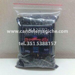 confezione di sale nero delle hawaii