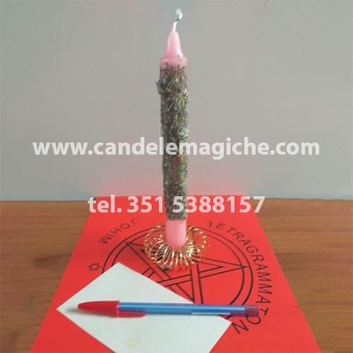 candela per attrazione e bellezza