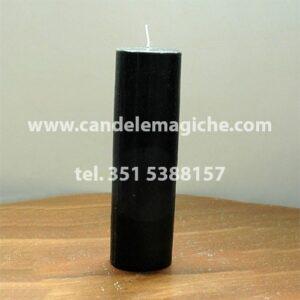 candela sete dias di colore nero