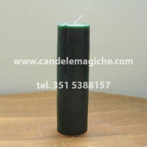 candela sete dias di colore verde