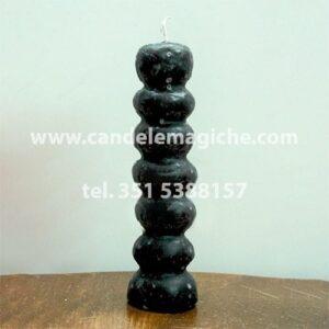 candela dai sette nodi nera