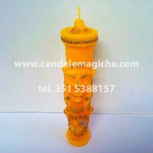 candela inca antepasado di colore giallo
