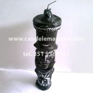 candela inca antepasado di colore nero