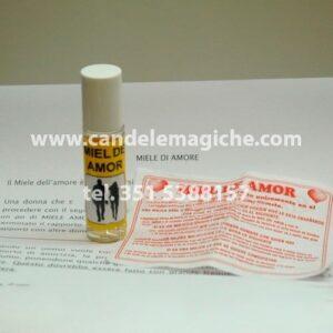 bottiglietta 10ml di essenza concentrata di miele d'amore