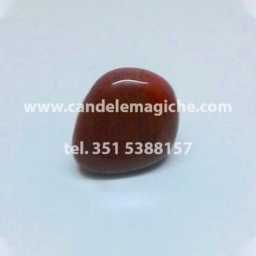pietra magica diaspro rosso