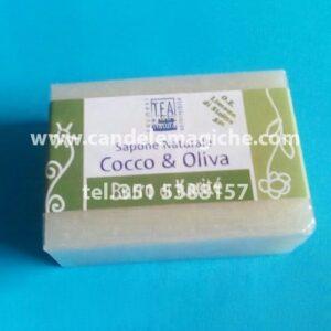 sapone naturale di cocco