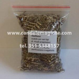confezione di erba magica di verbena
