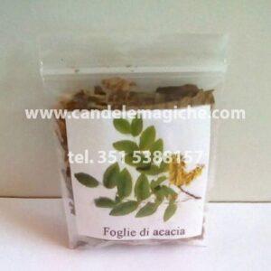 confezione di foglie di acacia