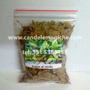 confezione di foglie di mirto