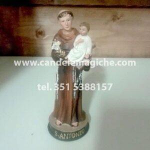 statuetta di sant'antonio