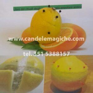 libro del rituale del limone