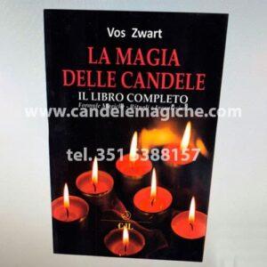 libro la magia delle candele