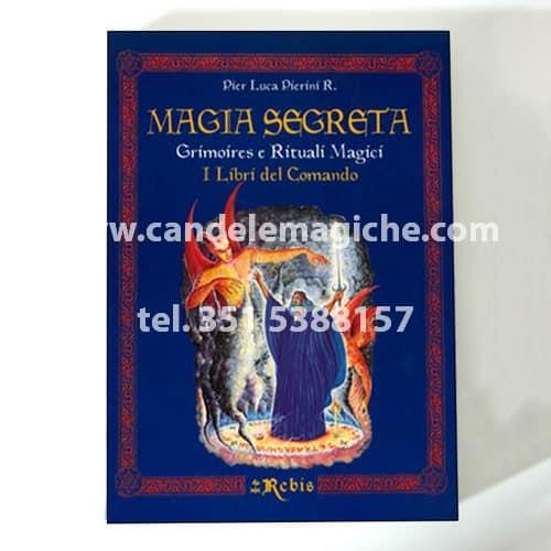 libro magia segreta