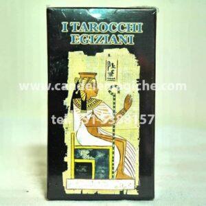 mazzo di tarocchi egiziani