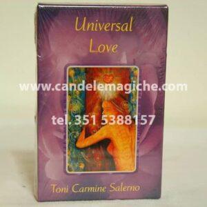 mazzo di tarocchi universal love